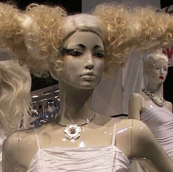 IDW gloss finish mannequin