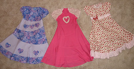 Variations on Kwik Sew Pattern 3944 (K3944)