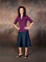 1611 Skirts and Culottes for women and girls in custom colors, fabrics and lengths
