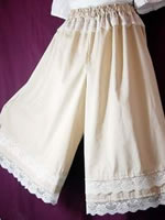 Bloomers 4U Split Skirt Slip