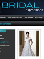 Bridal Expressions modest bridal and formal gowns