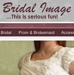 Bridal Image modestly cut bridal and formal dresses