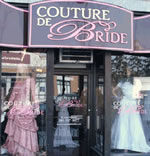 Couture de Bride by Tova Marc Jewish Wedding and Formal Dresses in New Jersey