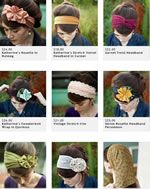 Garlands of Grace modern head coverings