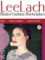 Leelach modest fashion marketplace