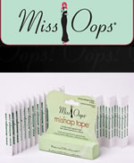 Miss Oops! Products to help add modesty