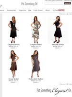 Knee-length dresses from Molly's Clothing