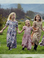 The Play Dress in children's sizes