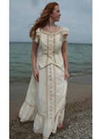 Recollections historic, romantic dresses