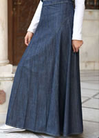 Modest Long Skirts | Fashion Belle - Modest Sewing Patterns for Women