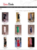 Sierra Brook modest and trendy online clothing boutique