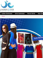 Undercover Waterwear modest swimwear