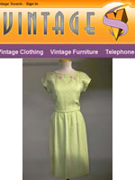 Vintage Swank online upscale women's resale clothing
