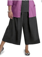 Just My Size Plus Size Gauchos