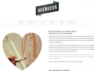 Avenueva company owned by Jessie Martinez in Dallas/Ft. Worth, Texas